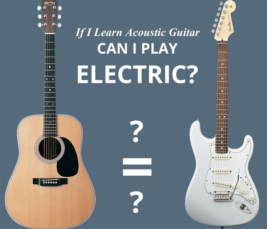 Acoustic = Electric?