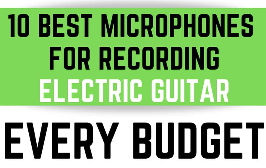 10 Best Microphones Elec