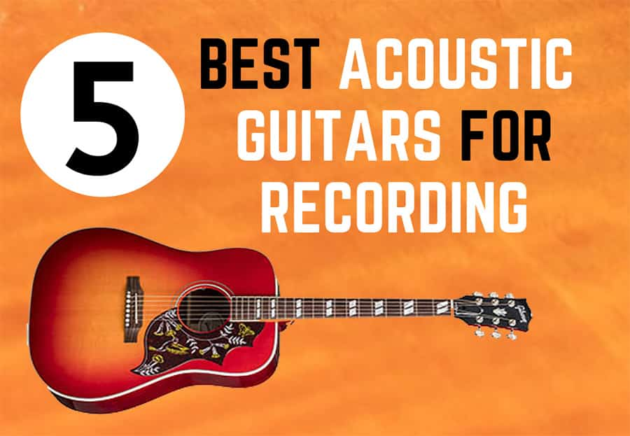 Best Acoustic Guitars For Recording (1)