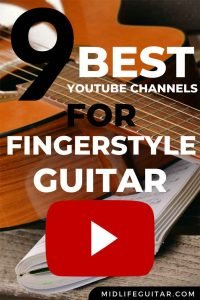 Best YouTube Channels For Fingerstyle Guitar