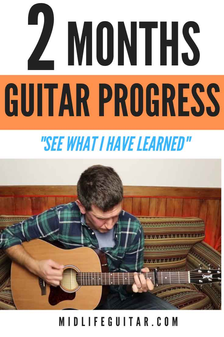 2 Months Guitar Progress