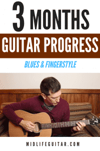 3 Month Guitar Progress