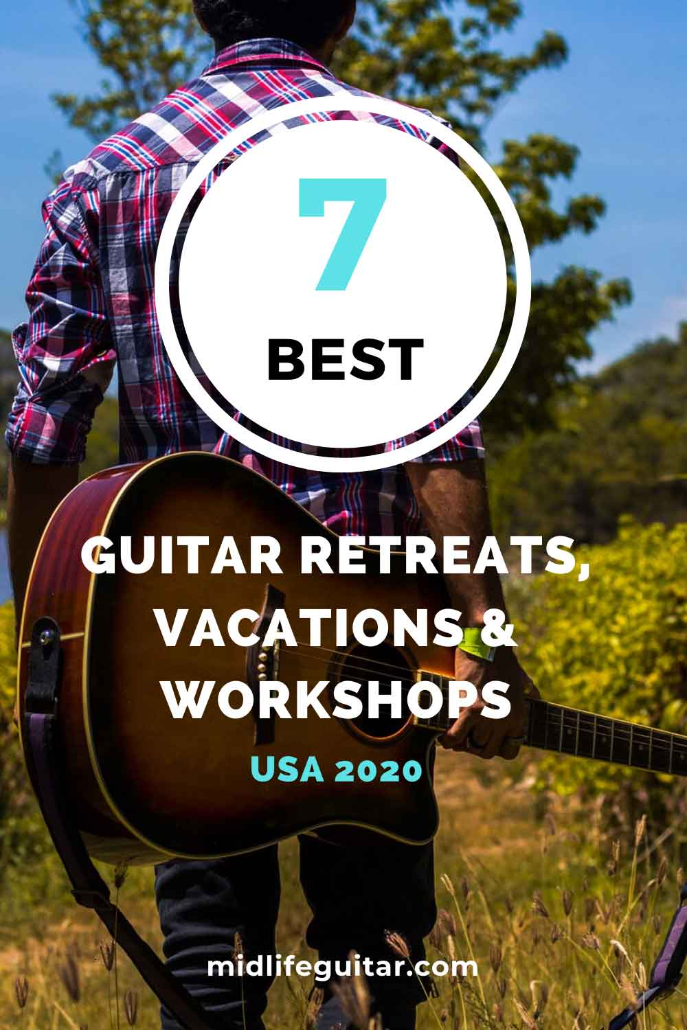 Best Guitar Retreats 2020