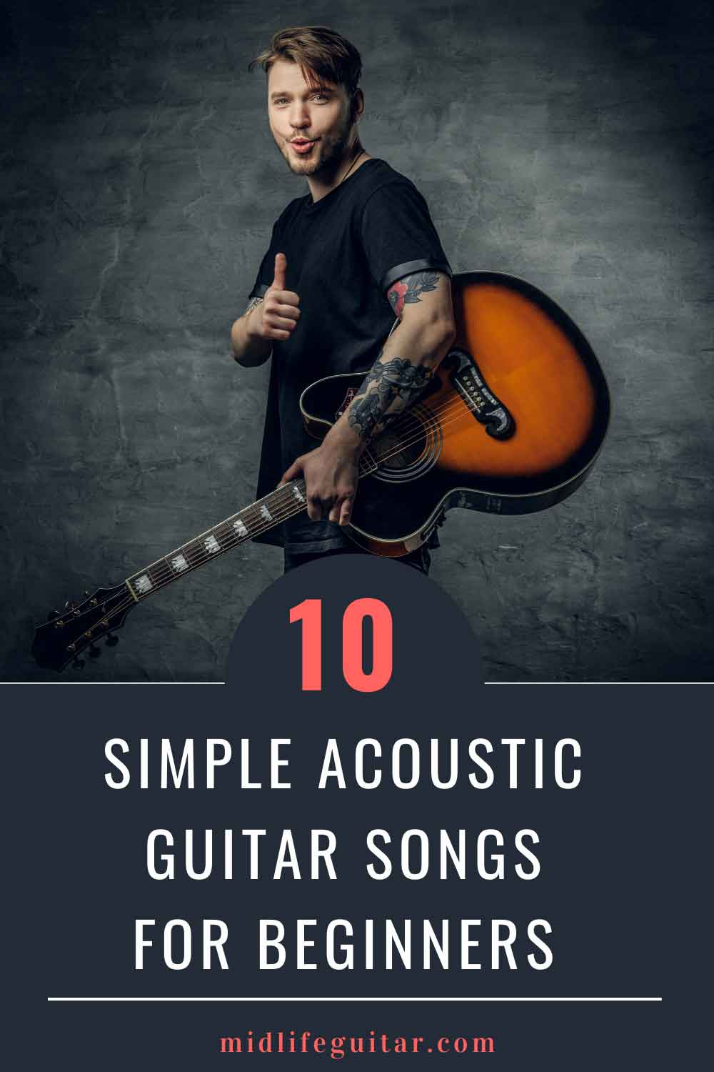 Simple Acoustic Guitar Songs For Beginners