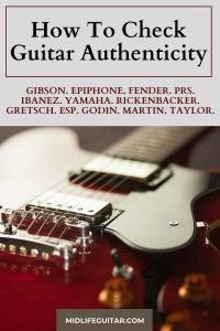 How To Check Guitar Authenticity