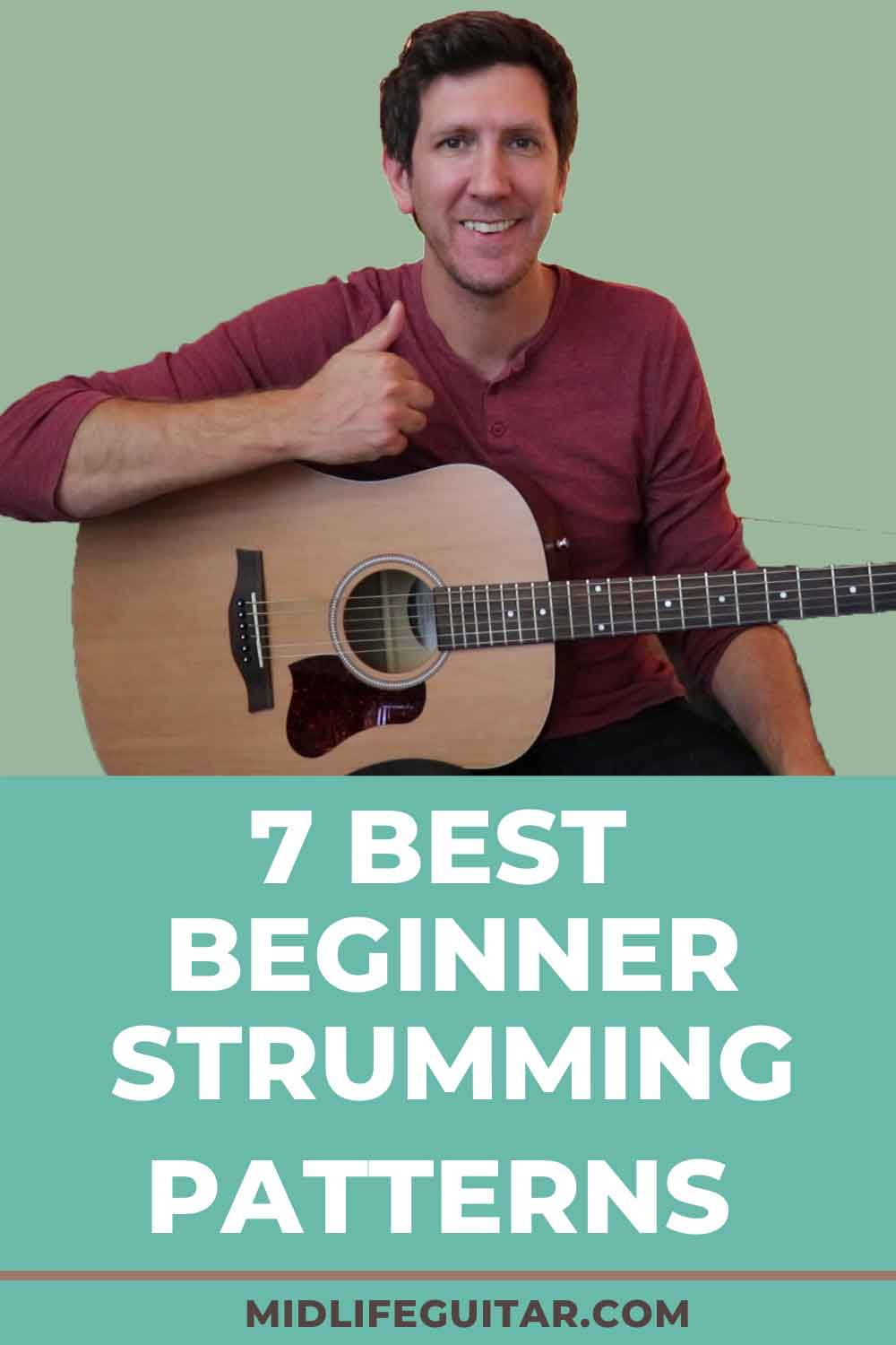 Best Beginner Strumming Patterns