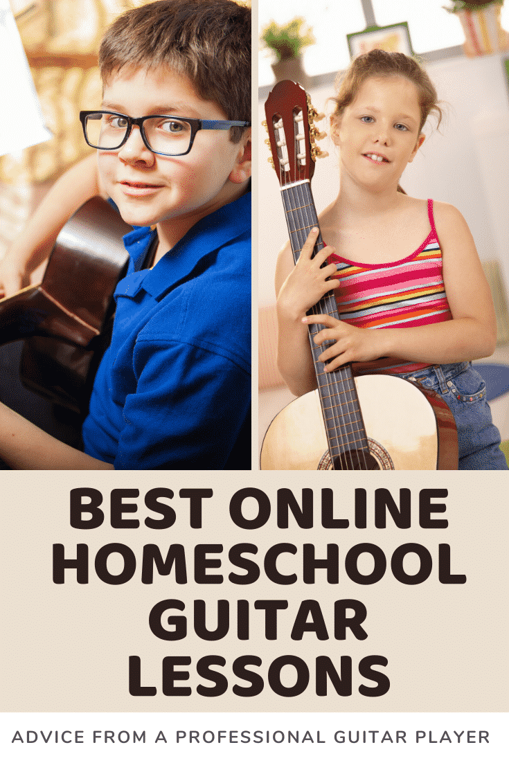 Homeschool Guitar Lessons