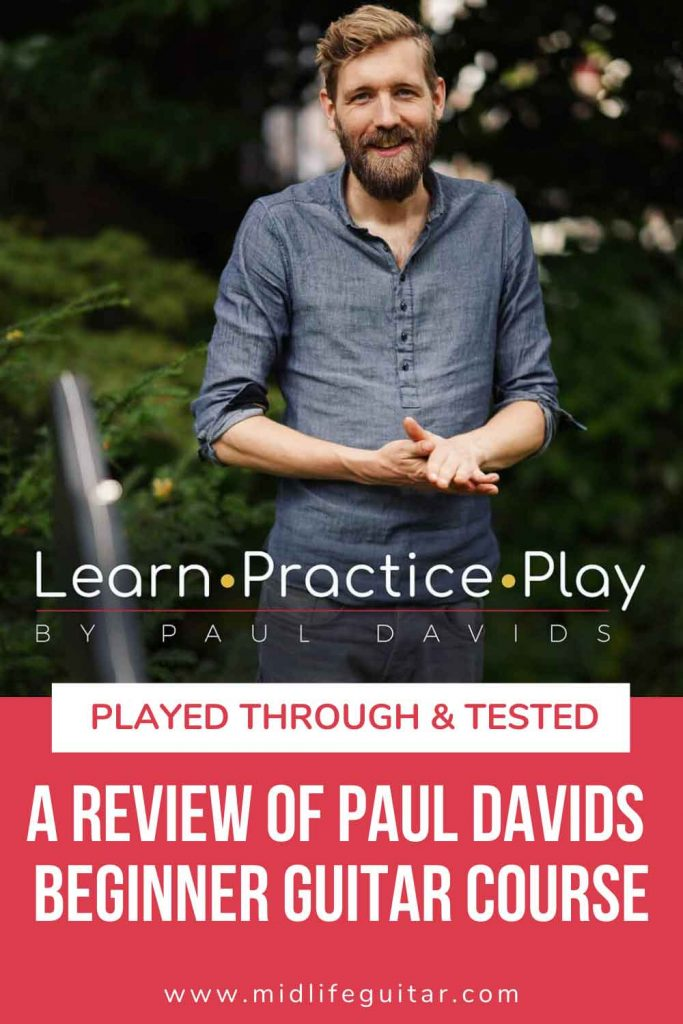Paul Davids Learn Practice Play Review