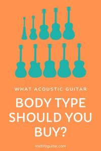 What Acoustic Guitar Body Type Should You Buy?