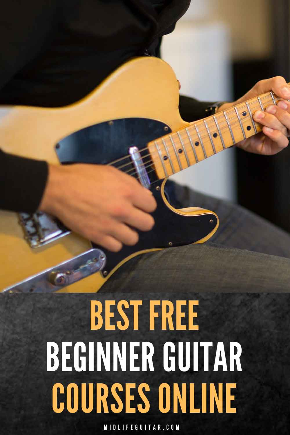 Best Free Beginner Guitar Courses Online
