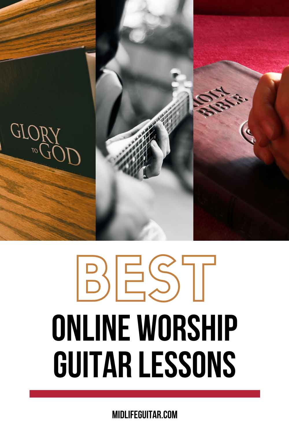 Best Online Worship Guitar Lessons