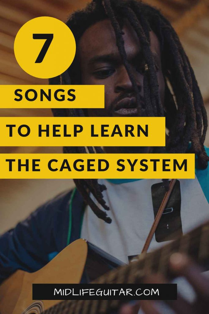 CAGED System Songs