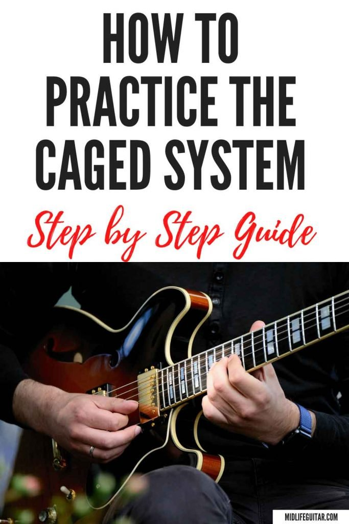How To Practice The CAGED System