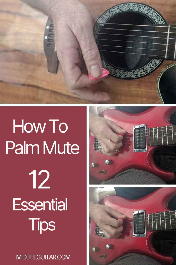 How To Palm Mute