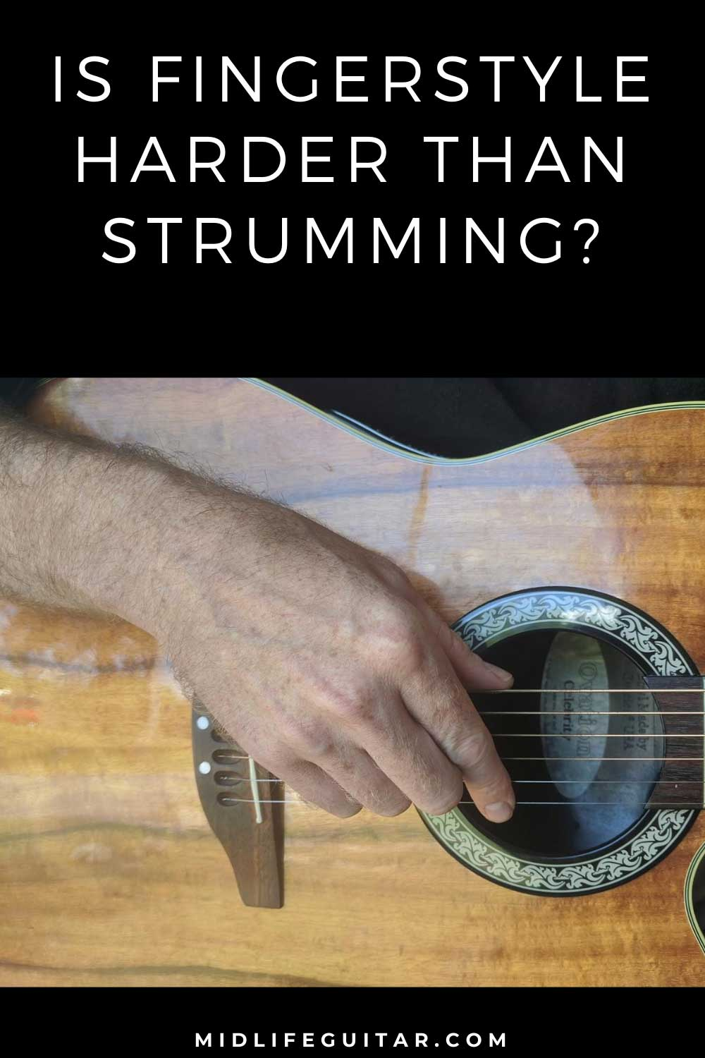 Is Fingerstyle Harder Then Strumming