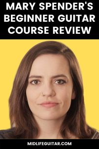 Mary Spender Guitar Course Review