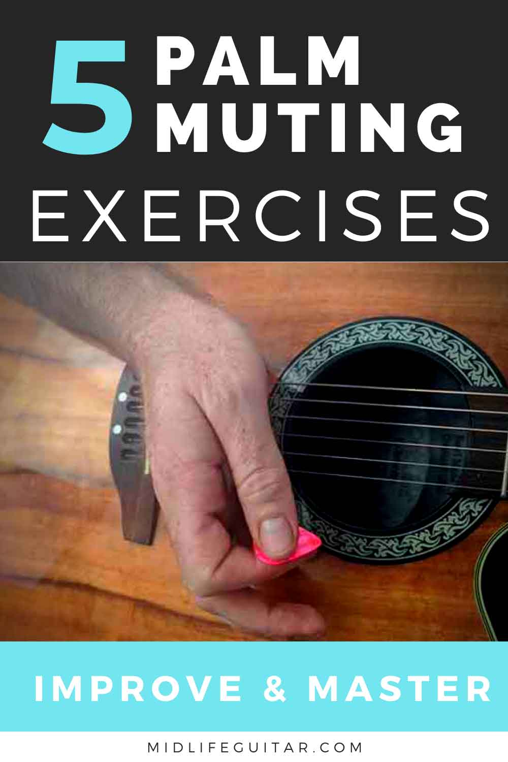 Palm Muting Exercises
