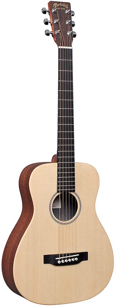 23 Inches Little Martin LX1 Acoustic Guitar